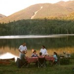 Top 5 Camping States in the US