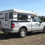 Four Wheel Pop-Up Camper, Hawk Model